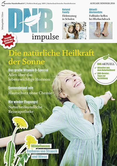 DNB impulse Sommer-Titel